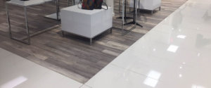 Retail store with TORLYS floors