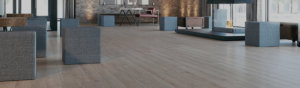 Commercial space with TORLYS floors