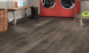 Laundry Room with TORLYS floors