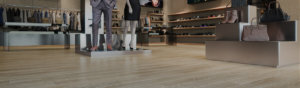Store with TORLYS floors
