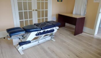 Chiropractic Centre with TORLYS Corkwood Elite Flooring